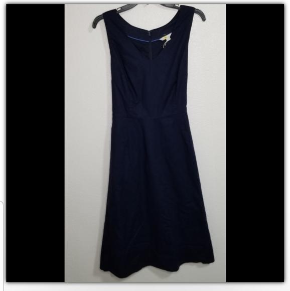 NWT Boden dress with toi back around waist